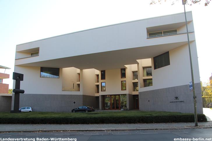 Landesvertretung Baden-Württemberg
