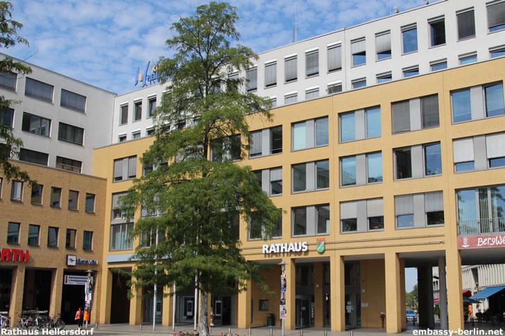 Rathaus Hellersdorf (Helle Mitte)