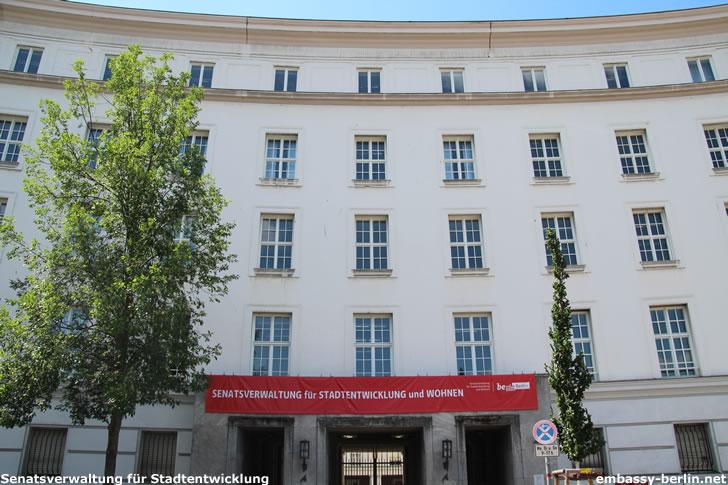 Senatsverwaltung für Stadtentwicklung und Wohnen
