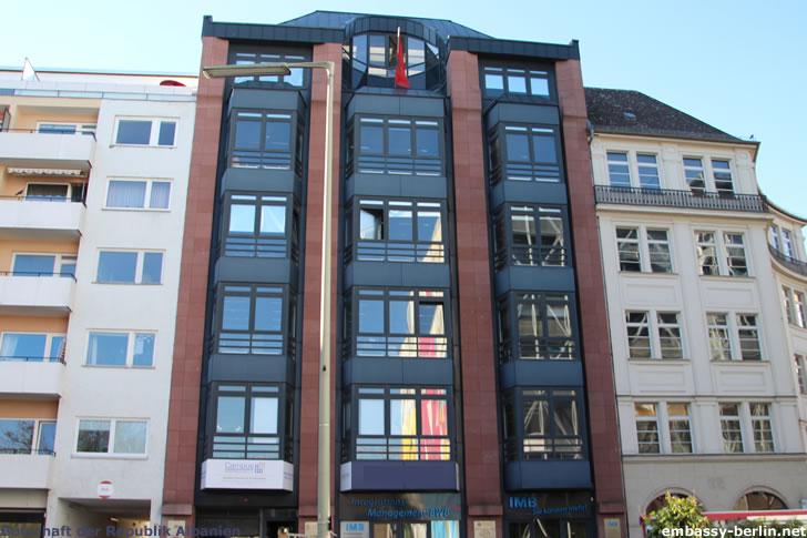 Botschaft der Republik Albanien in Berlin