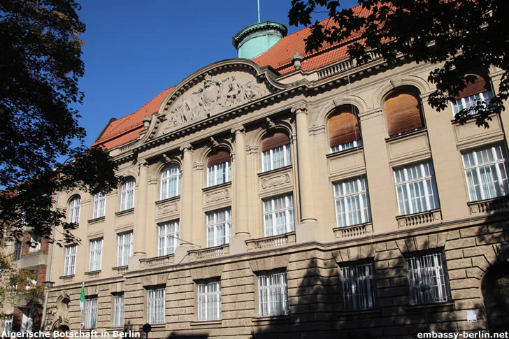 Algerische Botschaft in Berlin
