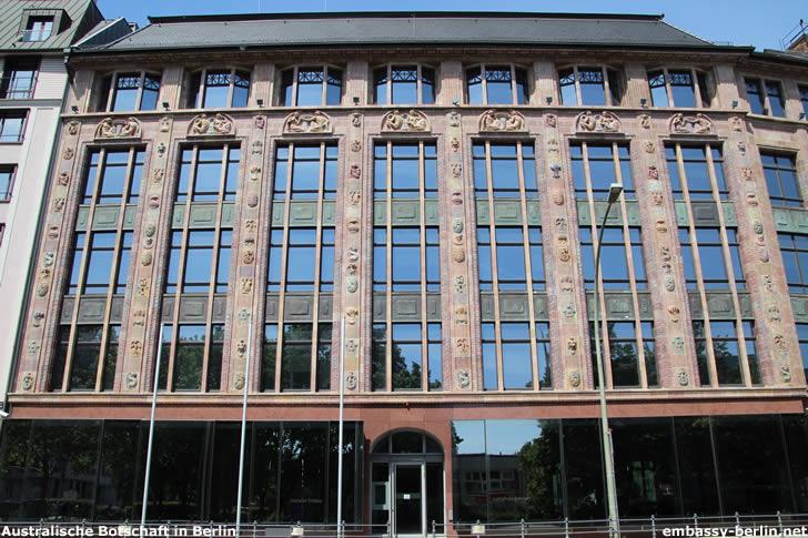 Australische Botschaft in Berlin