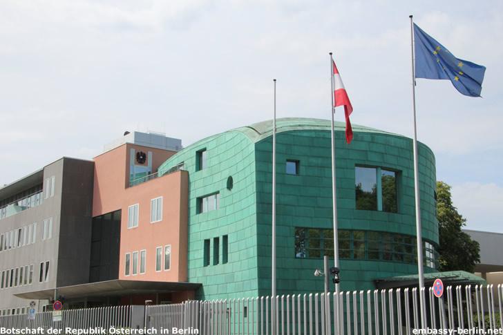 Botschaft der Republik Österreich in Berlin