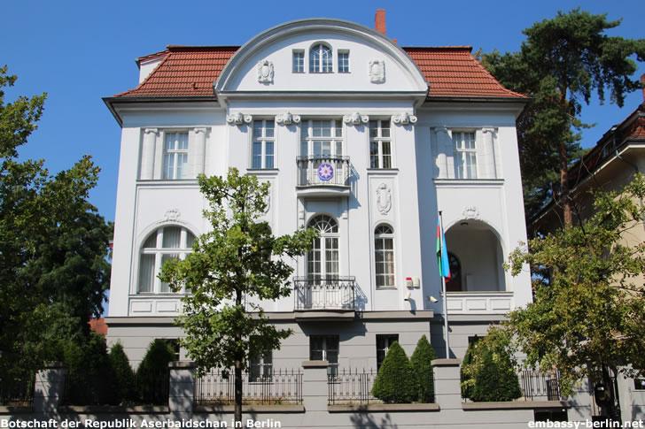 Botschaft der Republik Aserbaidschan in Berlin