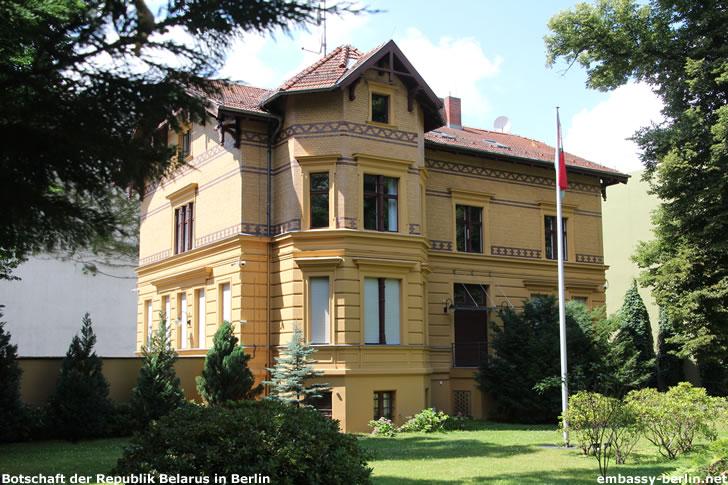 Botschaft der Republik Belarus in Berlin