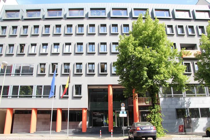 Belgische Botschaft in Berlin