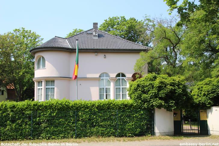 Botschaft der Republik Benin in Berlin