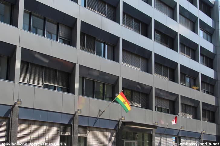 Bolivianische Botschaft in Berlin