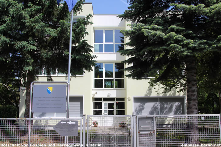 Botschaft von Bosnien und Herzegowina in Berlin