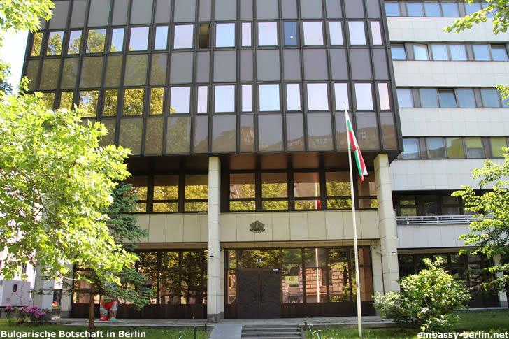Bulgarische Botschaft in Berlin