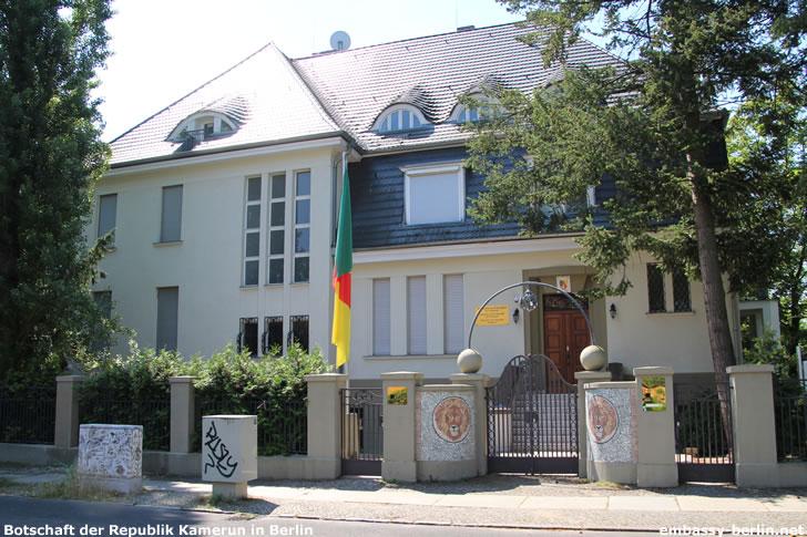 Botschaft der Republik Kamerun in Berlin