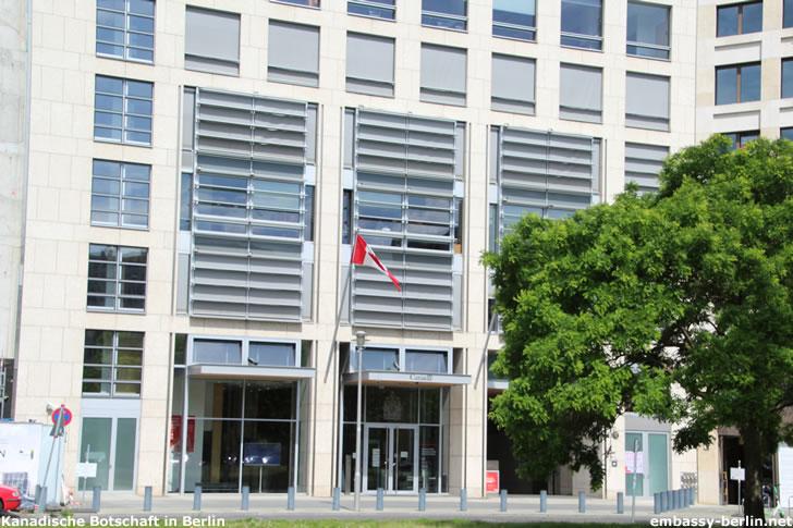 Kanadische Botschaft in Berlin
