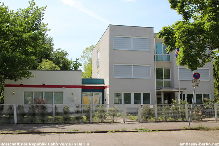 Botschaft der Republik Cabo Verde in Berlin