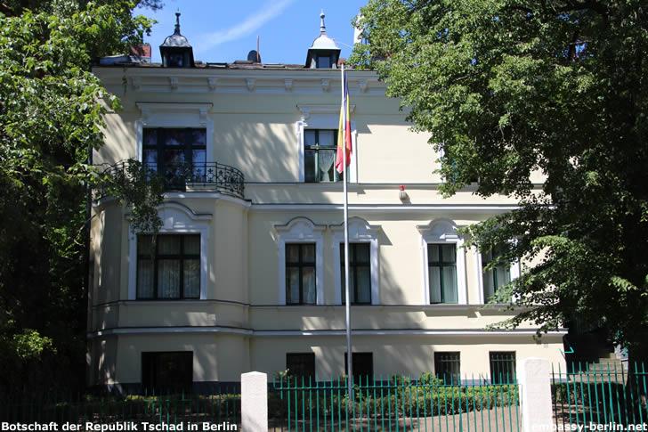 Botschaft der Republik Tschad in Berlin