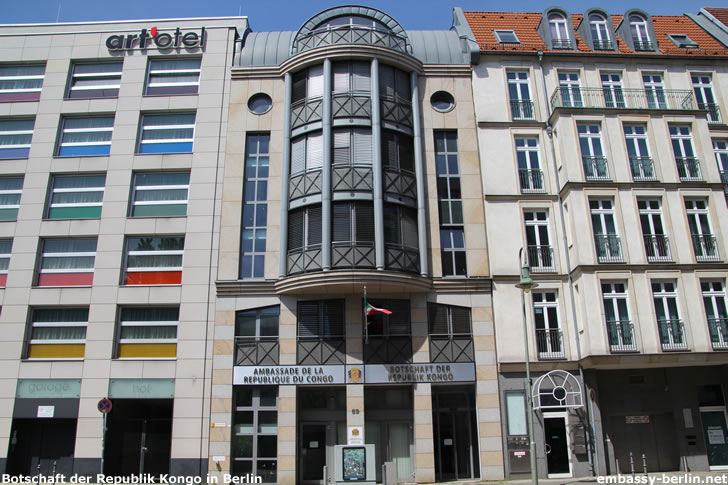 Botschaft der Republik Kongo in Berlin