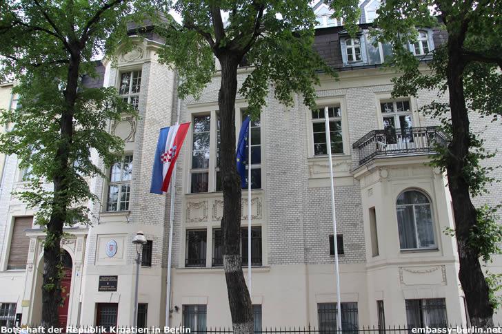Botschaft der Republik Kroatien in Berlin