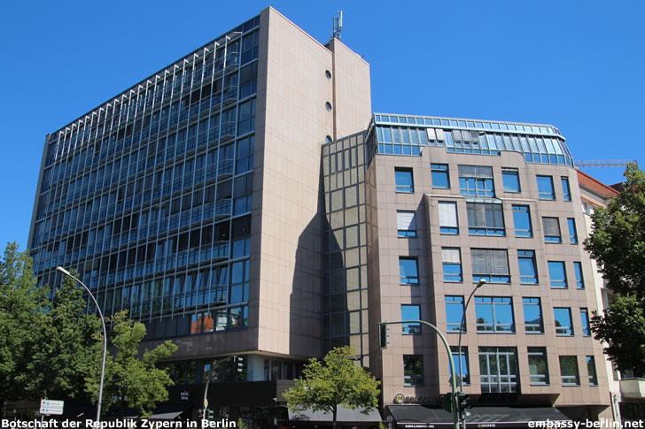 Botschaft der Republik Zypern in Berlin