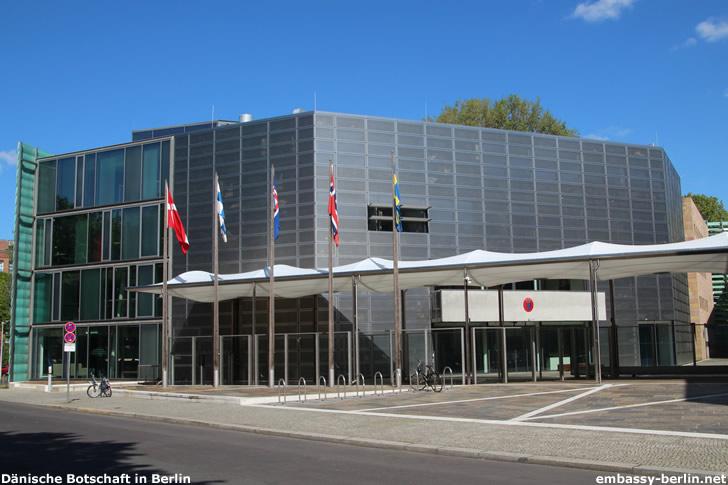 Dänische Botschaft in Berlin