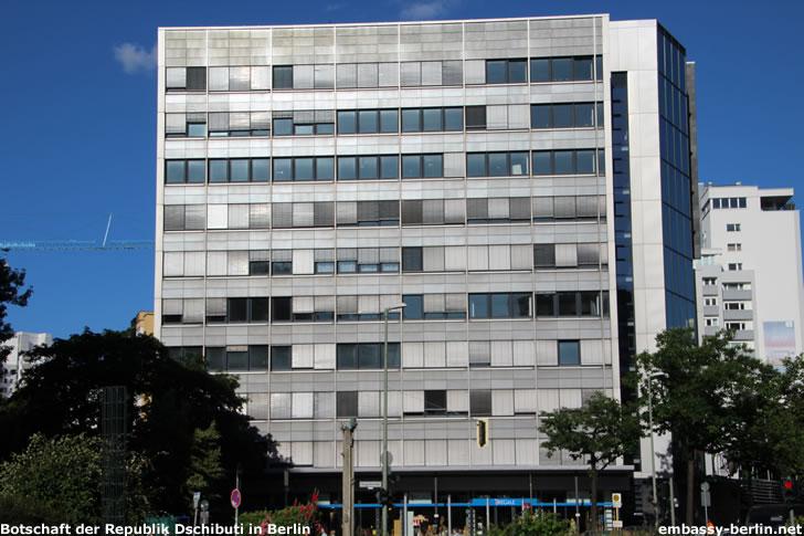 Botschaft der Republik Dschibuti in Berlin (Burggraf-Center)