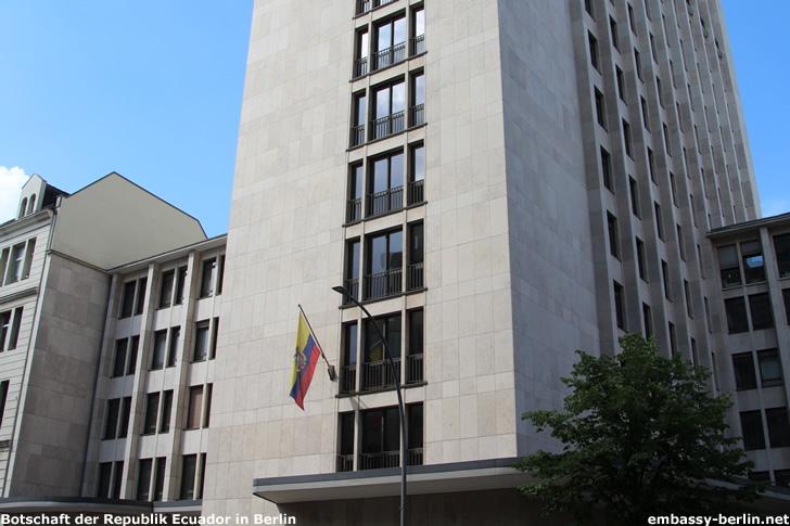 Botschaft der Republik Ecuador in Berlin