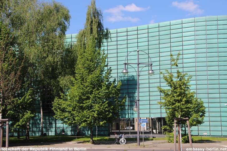 Botschaft der Republik Finnland in Berlin