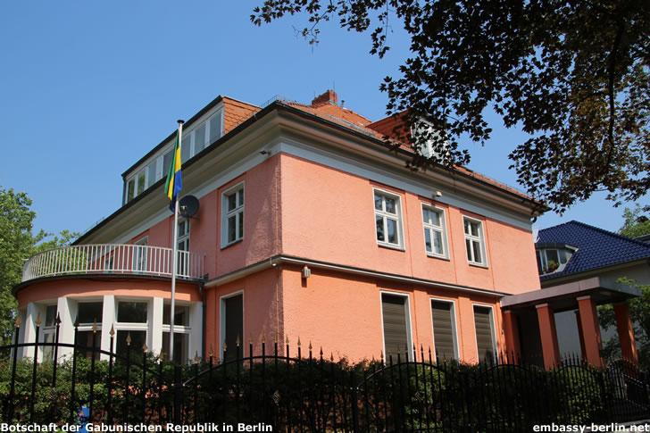 Botschaft der Gabunischen Republik in Berlin