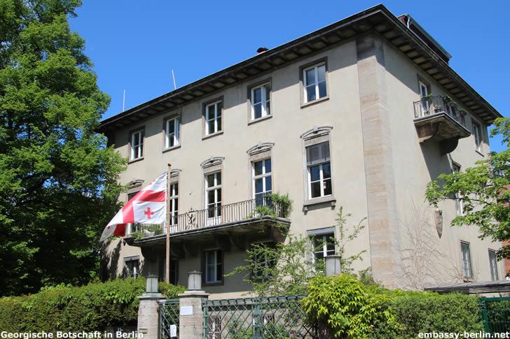 Georgische Botschaft in Berlin