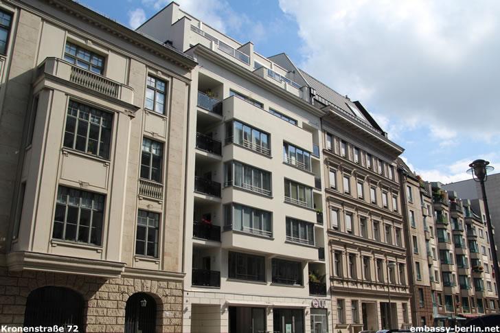 Botschaft der Republik Guinea Bissau in Berlin