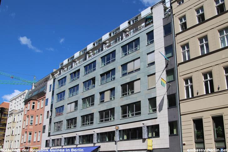 Botschaft der Republik Guinea in Berlin