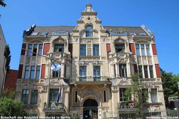 Botschaft der Republik Honduras in Berlin