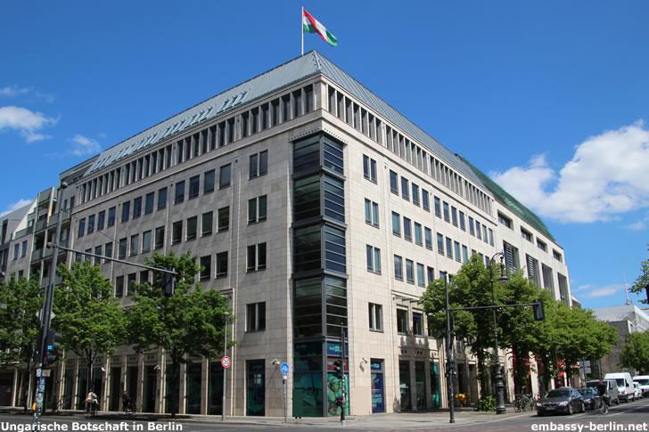 Ungarische Botschaft in Berlin