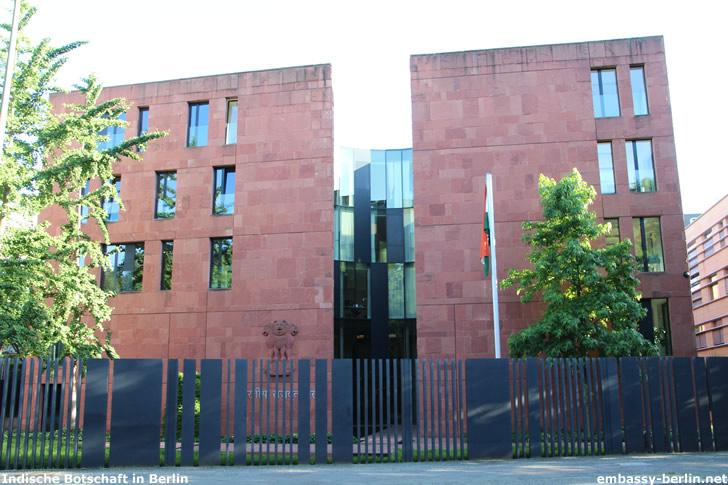 Indische Botschaft in Berlin