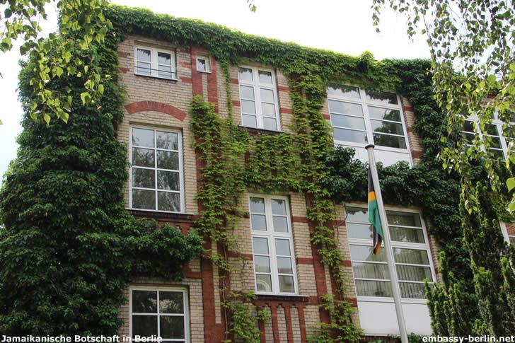 Jamaikanische Botschaft in Berlin