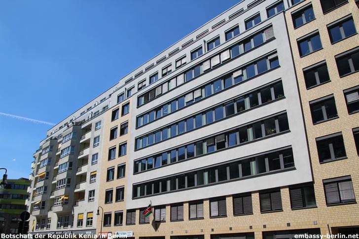 Botschaft der Republik Kenia in Berlin