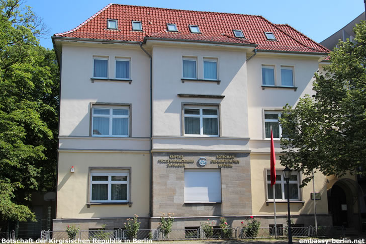 Botschaft der Kirgisischen Republik in Berlin