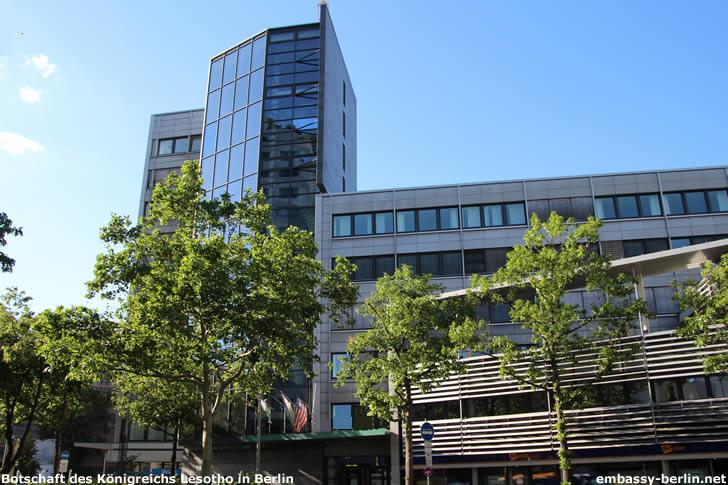 Botschaft des Königreichs Lesotho in Berlin (Burggraf-Center)