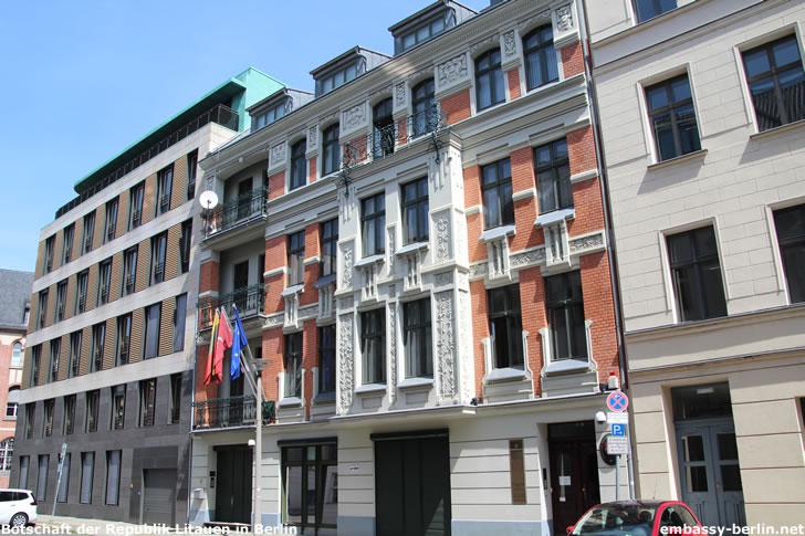 Botschaft der Republik Litauen in Berlin