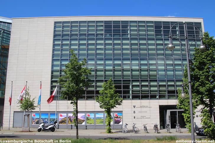 Luxemburgische Botschaft in Berlin