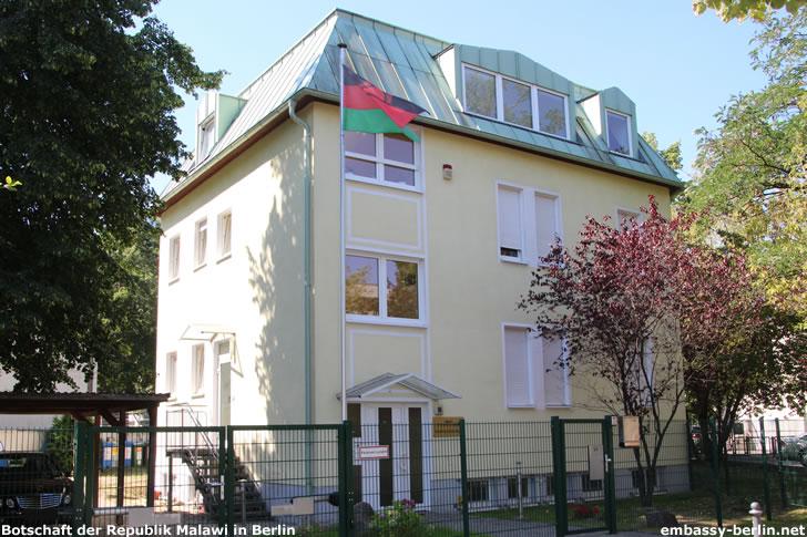 Botschaft der Republik Malawi in Berlin