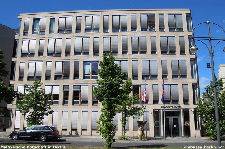 Malaysische Botschaft in Berlin