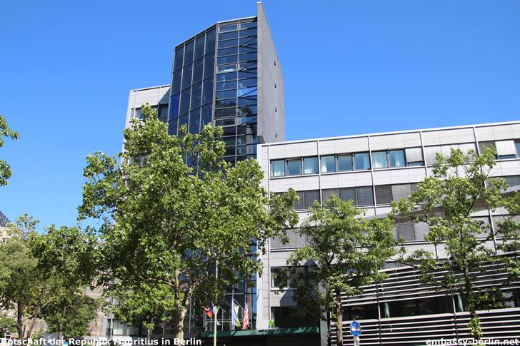 Botschaft der Republik Mauritius in Berlin (Burggraf-Center)