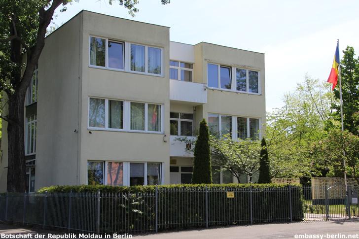 Botschaft der Republik Moldau in Berlin
