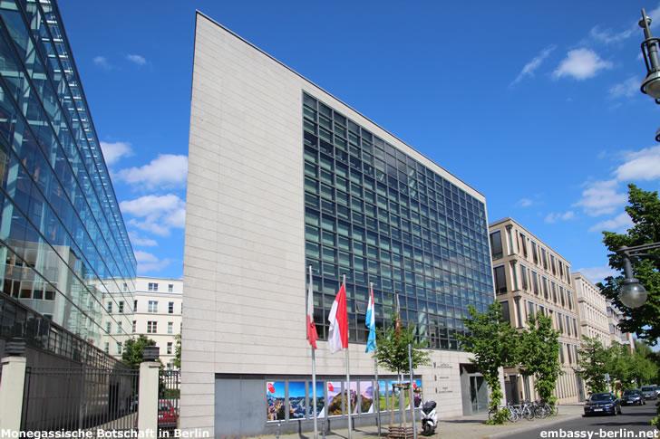 Monegassische Botschaft in Berlin