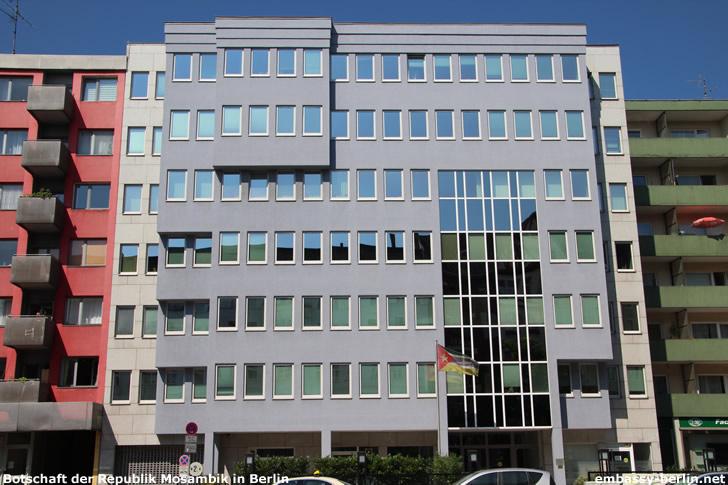 Botschaft der Republik Mosambik in Berlin