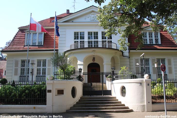 Botschaft der Republik Polen in Berlin