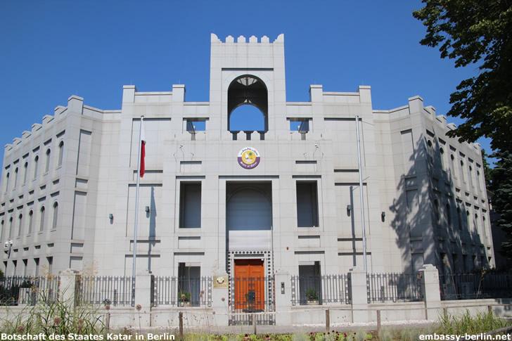 Botschaft des Staates Katar in Berlin