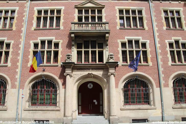 Rumänische Botschaft in Berlin