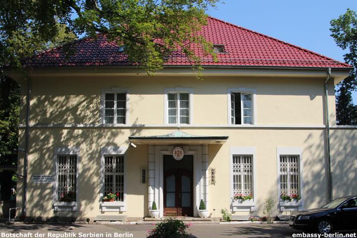 Botschaft der Republik Serbien in Berlin