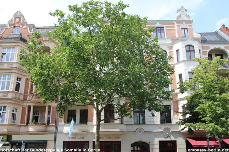 Botschaft der Bundesrepublik Somalia in Berlin
