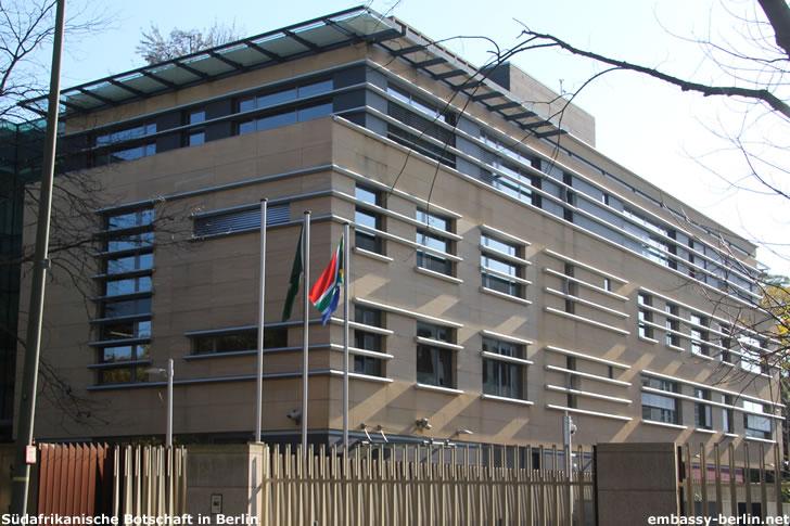 Südafrikanische Botschaft in Berlin